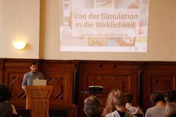 Vortrag Eric Heffenträger